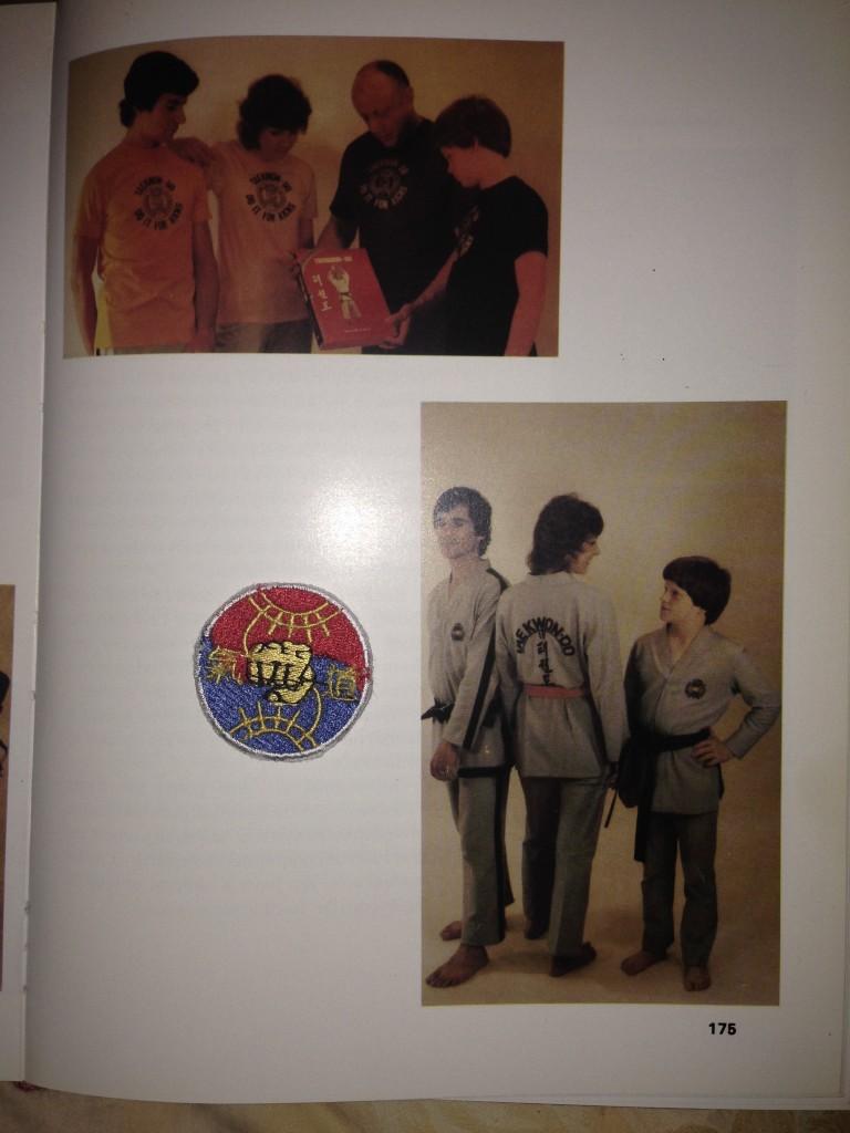 Page 176 Volume 2 of 15 Encyclopedia of Taekwon-Do copyright 1983