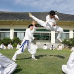 Korea's traditional martial arts have been listed as intangible heritages.