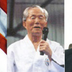 Martial art taekwondo pioneers and promoters