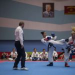 Blown apart: the divided world of taekwondo